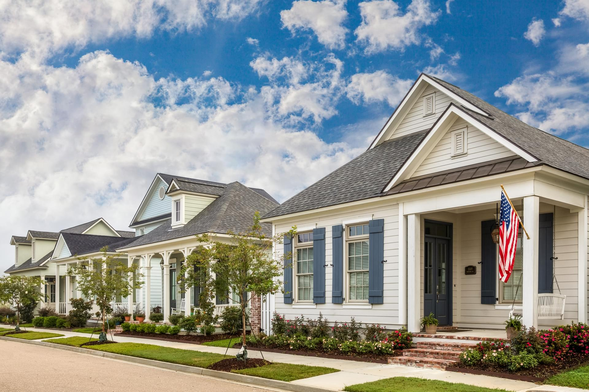 Level Homes in Louisiana