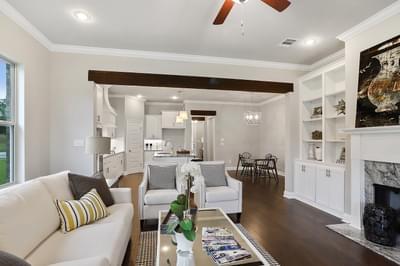 1,920sf New Home in Gonzales, LA