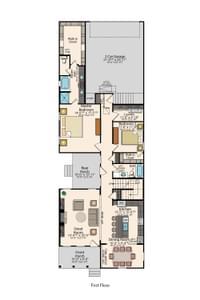 Augusta II First Floor