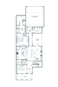 Braxton Braxton - First Floor