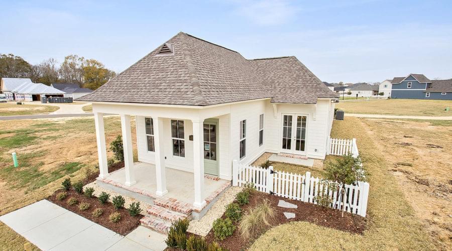 Butler New Home Floor Plan