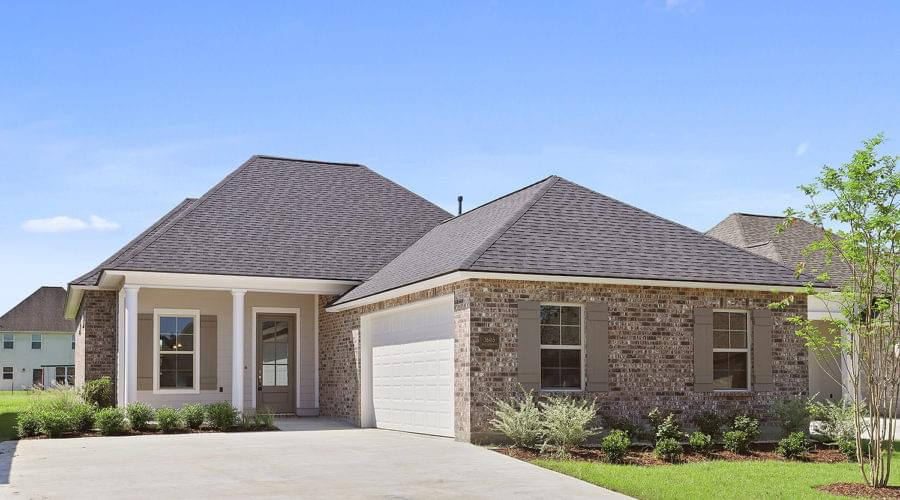 59805 Thomas Ross Drive Plaquemine LA New Home for Sale
