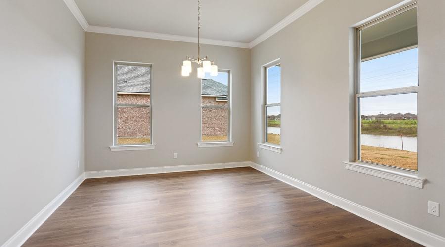 Broussard New Home Floor Plan