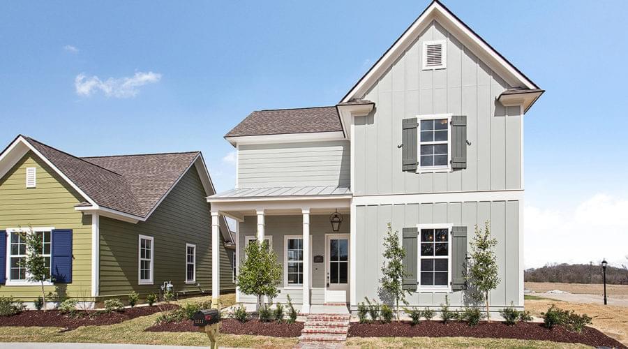 2,623sf New Home in Zachary, LA