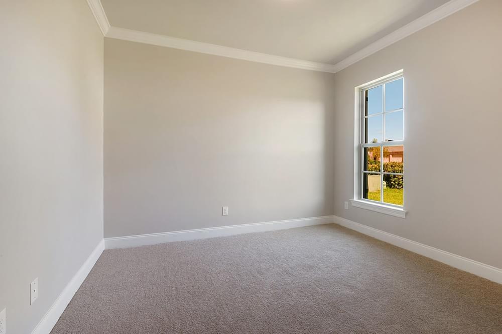 Blanchard New Home Floor Plan
