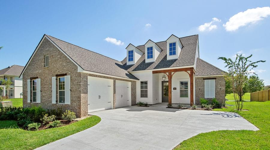 Blanchard Home with 4 Bedrooms