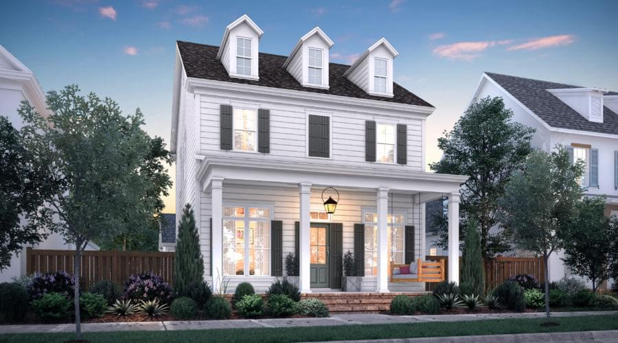 The Charlotte New Home in Baton Rouge LA