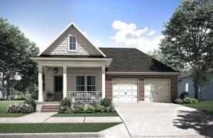 CHAMPLAIN A. 2,339sf New Home in Covington, LA