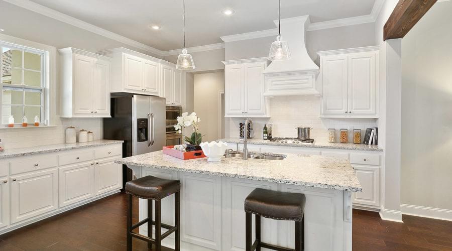 Basile New Home Floor Plan