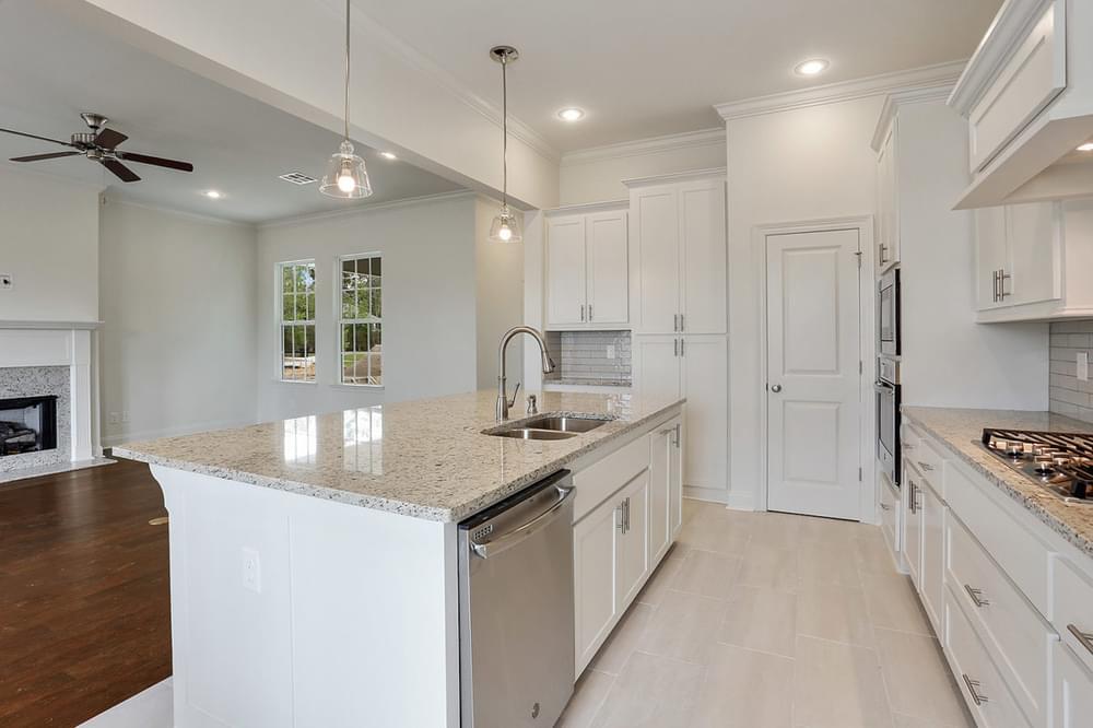 Hampton II New Home in Gonzales, LA