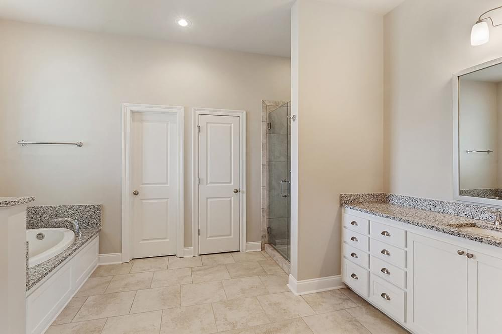 3,021sf New Home in Zachary, LA
