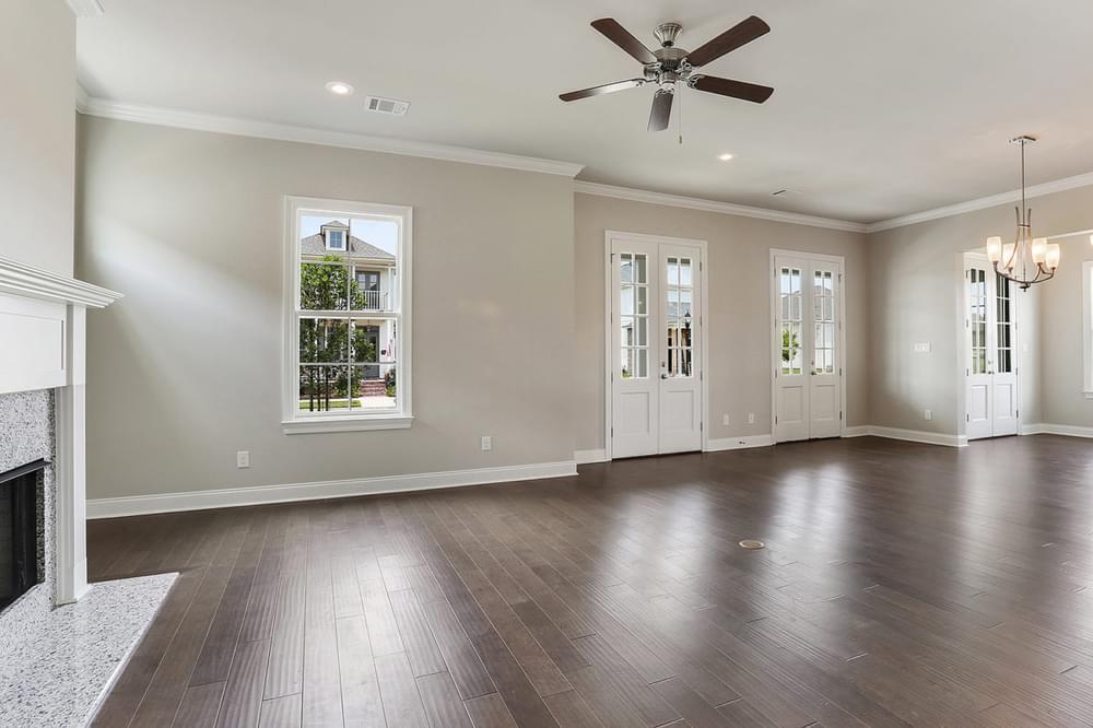 Fairfield II New Home in Zachary, LA