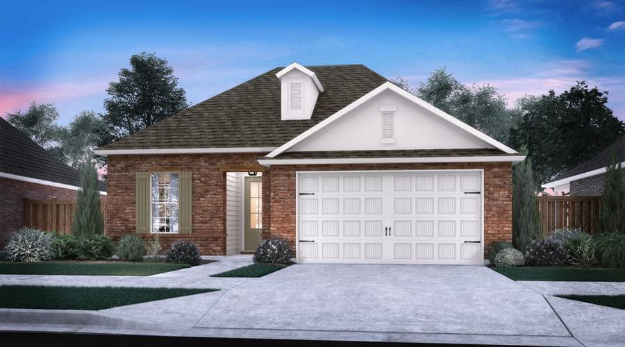 3703 Sandbar Drive Addis LA New Home for Sale