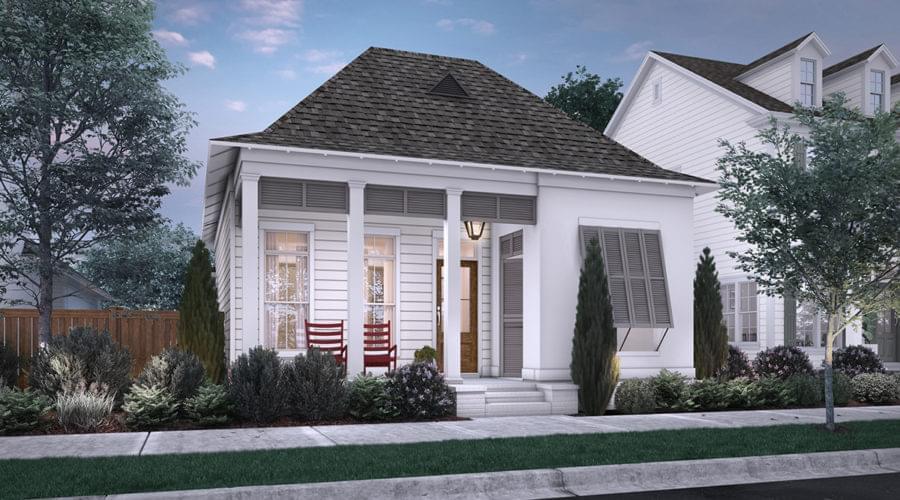 The Fleur New Home in Baton Rouge LA