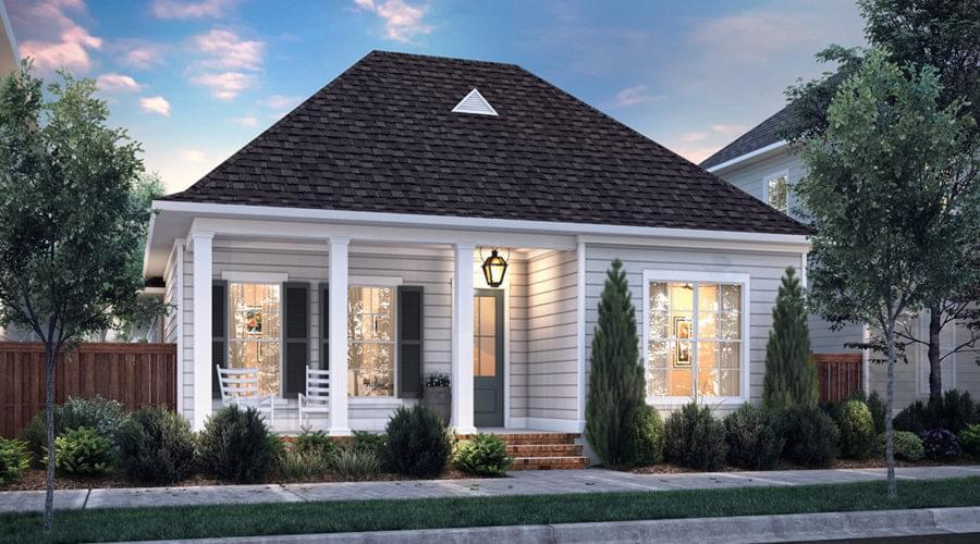 The Jefferson New Home in Zachary LA