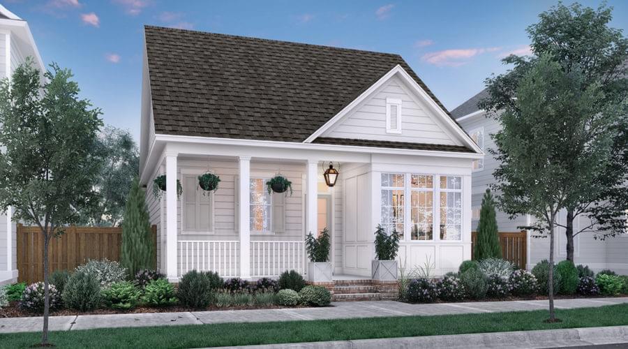 The Juliette New Home in Baton Rouge LA