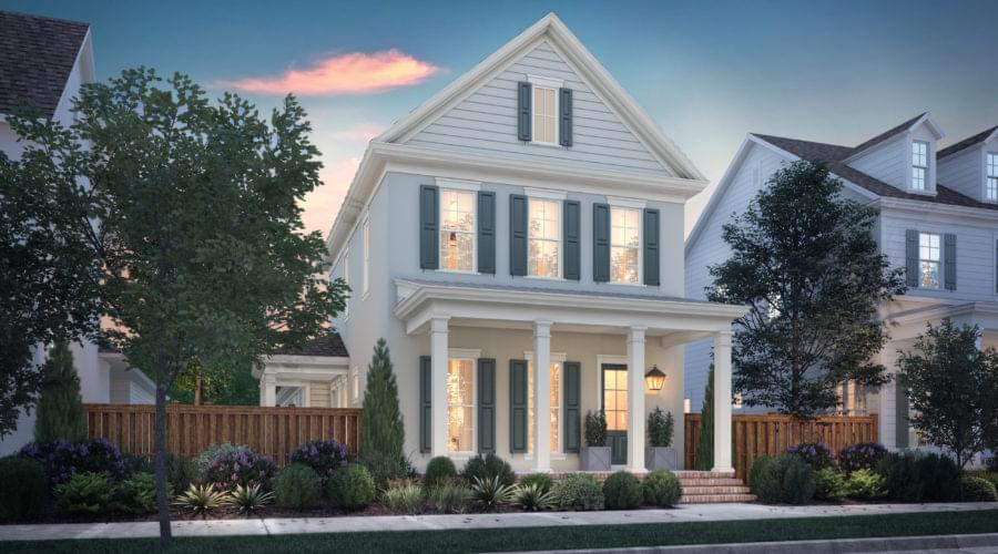 The Gabrielle New Home in Baton Rouge LA
