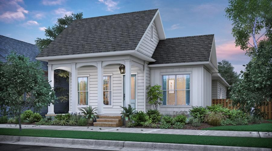 The Dayton New Home in Gonzales LA