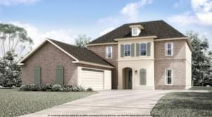 The DuPont New Home in Darrow LA