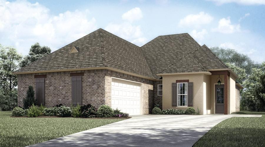 23342 Cypress Cove Springfield LA New Home for Sale
