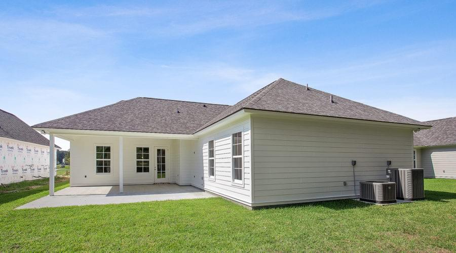 4br New Home in Zachary, LA