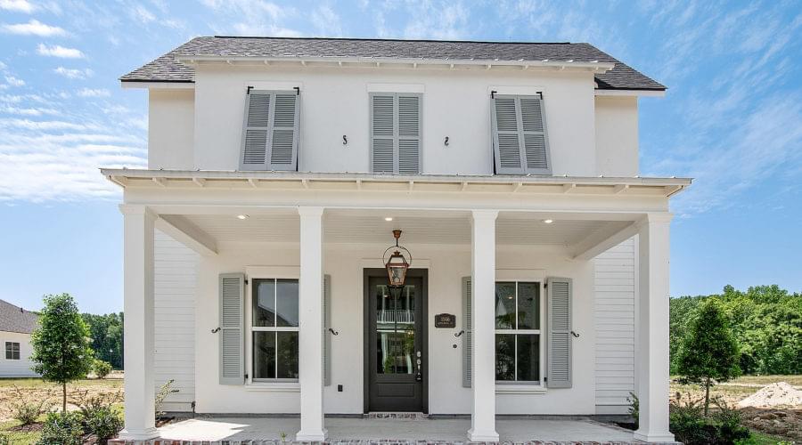 Newport New Home in Zachary, LA