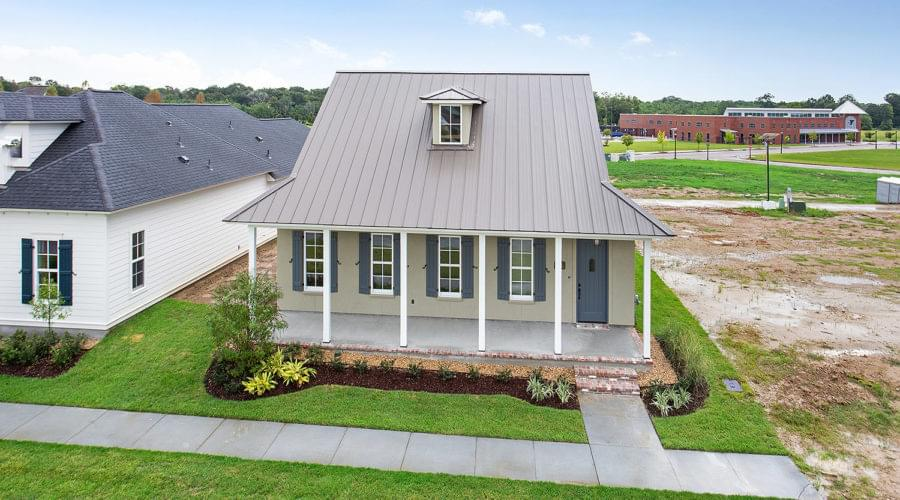 2,435sf New Home in Zachary, LA