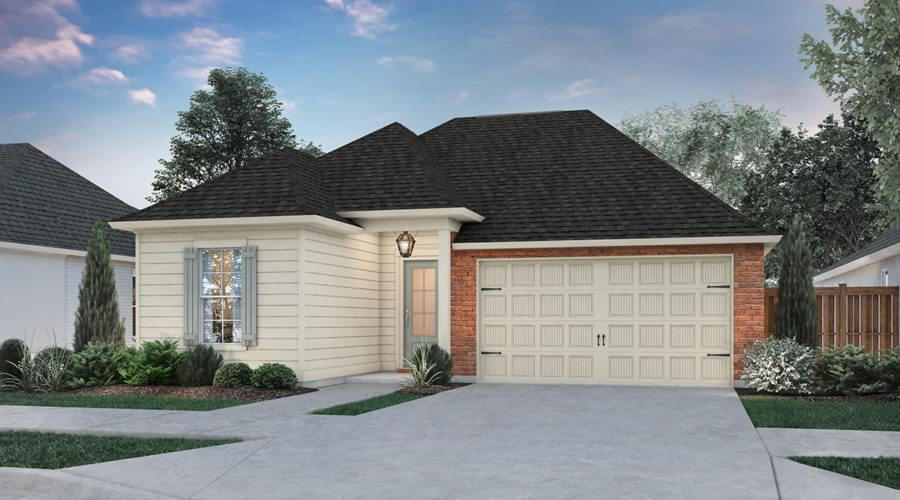 Kaplan New Home in Louisiana
