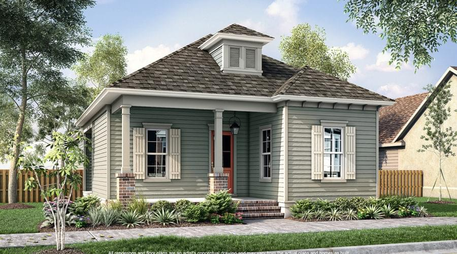 The Minden New Home in Gonzales LA
