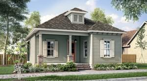The Minden New Home in Baton Rouge LA