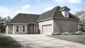The Melrose New Home in Darrow LA