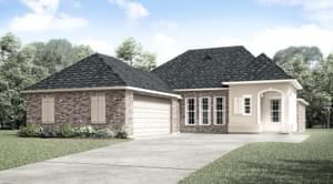 The Rosepine New Home in Geismar LA