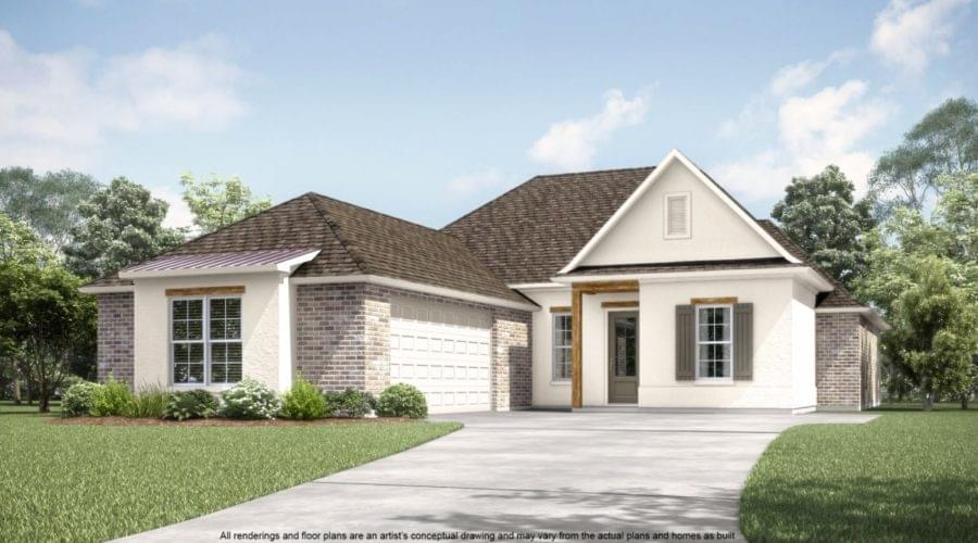 36298 Belle Reserve Avenue Geismar LA New Home for Sale