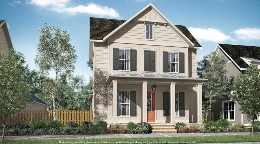 4793 Claremont Avenue Gonzales LA New Home for Sale