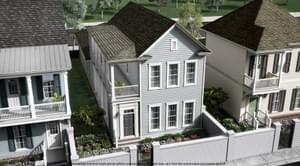 The Toulouse New Home in Covington LA