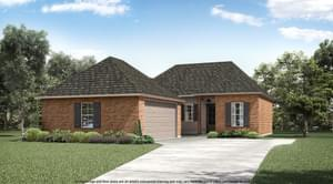 The Winnsboro New Home in Darrow LA