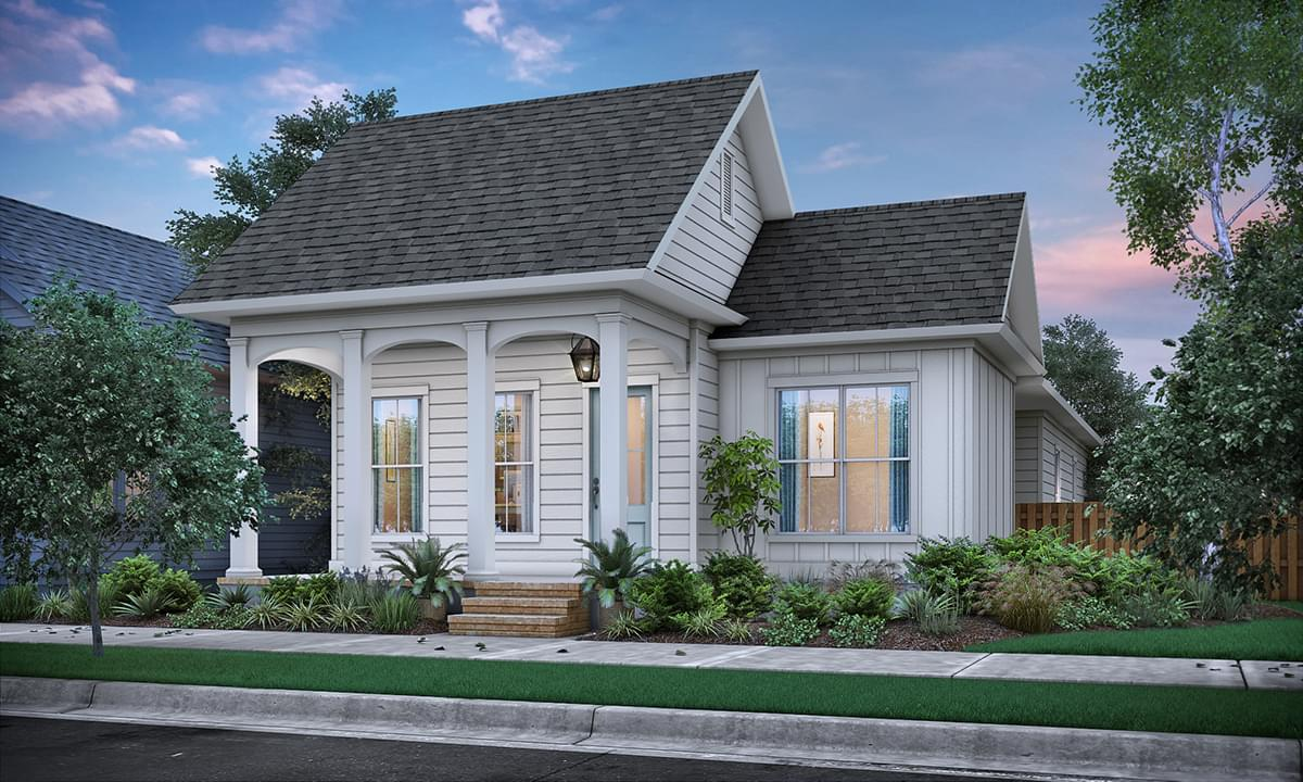 4052 District Street Zachary LA New Home for Sale