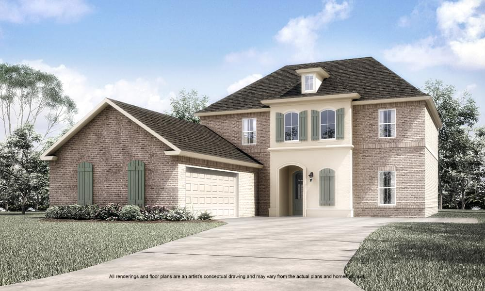30644 Bluewing Crescent Springfield LA New Home for Sale