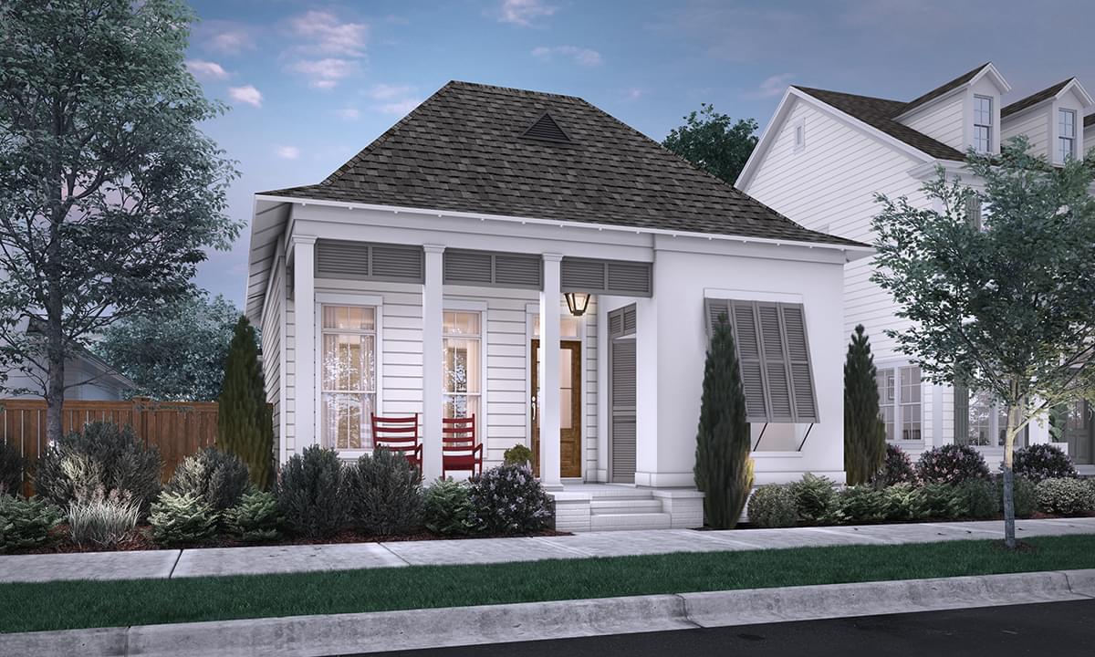 2214 Rouzan Avenue Baton Rouge LA New Home for Sale