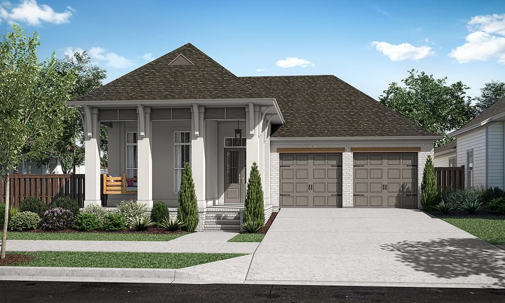 The Bardot New Home in Louisiana