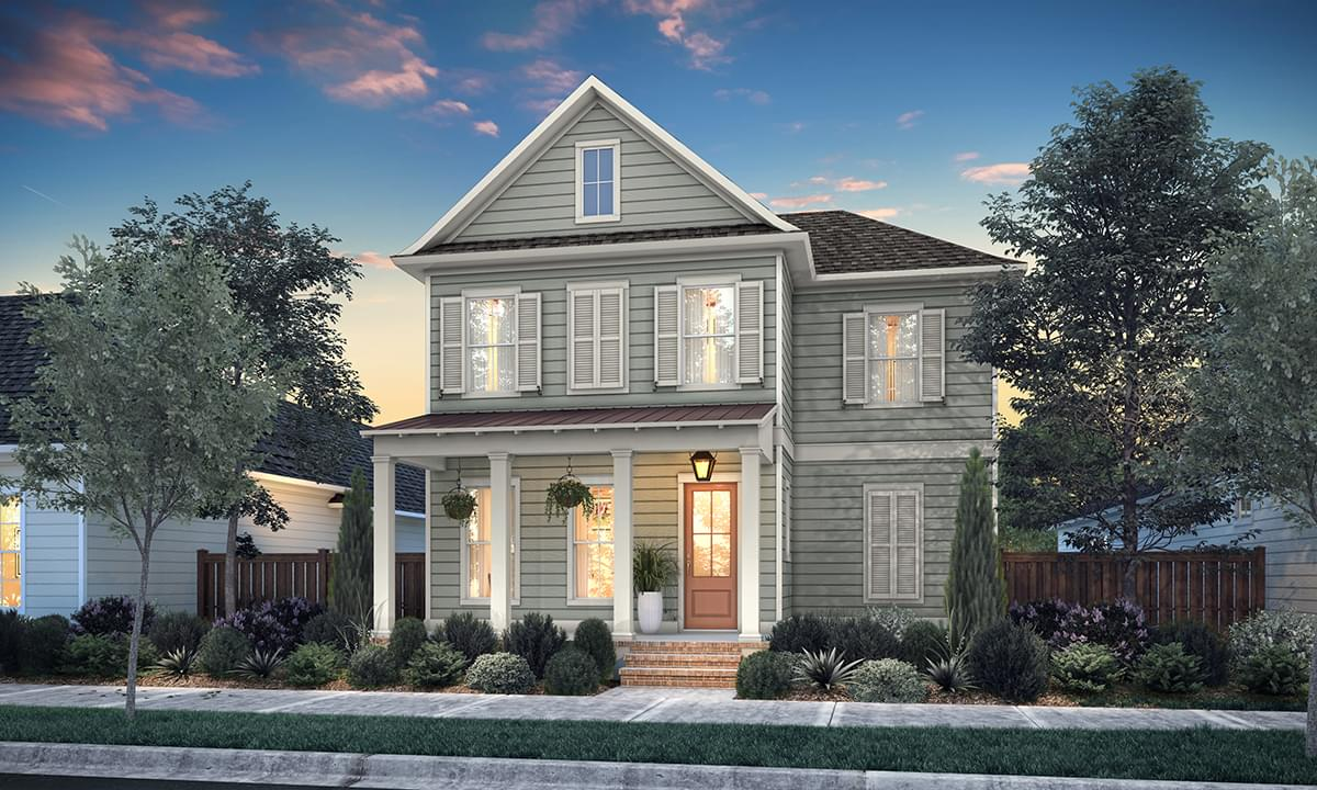 Braxton New Home in Louisiana