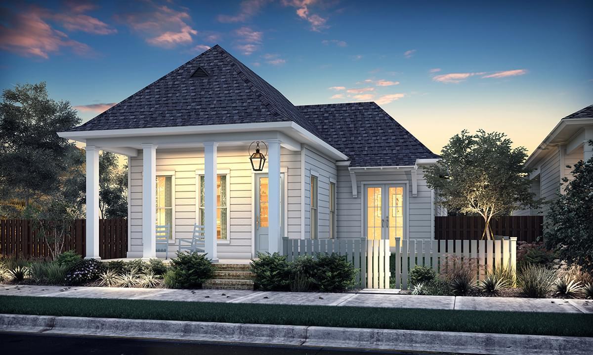 Butler New Home in Louisiana