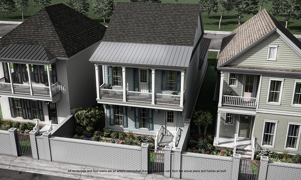 The Calais New Home in Louisiana