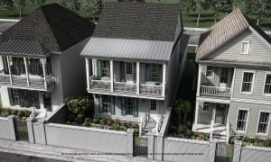 The Calais New Home in Covington LA