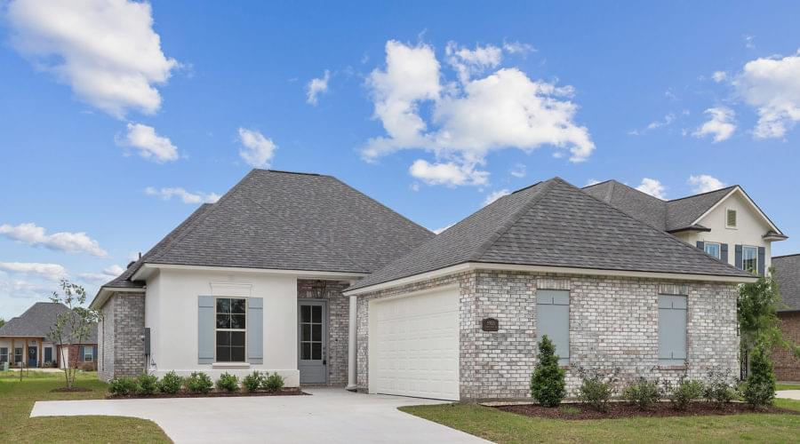 59825 Thomas Ross Drive Plaquemine LA New Home for Sale
