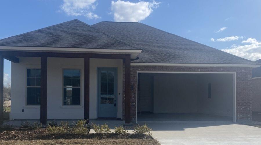 839 Mano Myrtle Drive Gonzales LA New Home for Sale