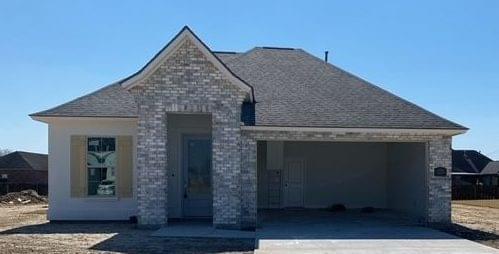 3723 Sandbar Drive Addis LA New Home for Sale