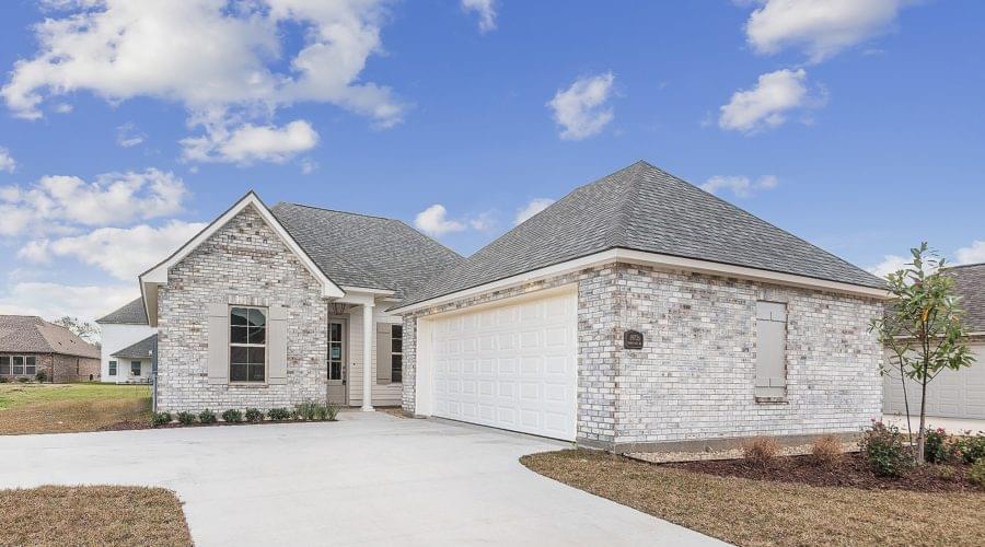 59735 Thomas Ross Drive Plaquemine LA New Home for Sale