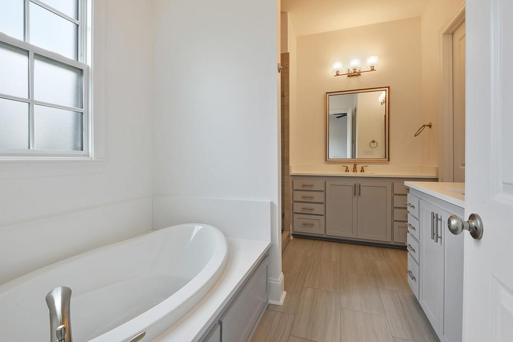 Brigitte New Home Floor Plan