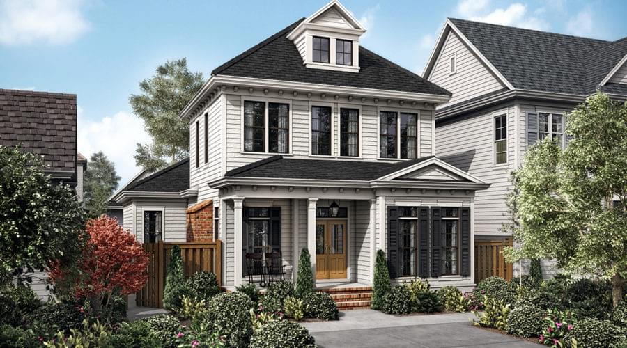 The Adalai New Home in Baton Rouge LA